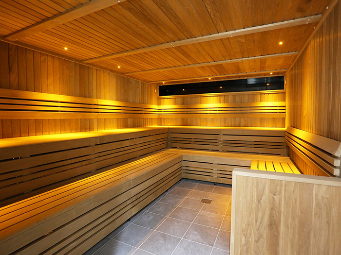 Spa design and installation anapos anapos for Make your own sauna at home