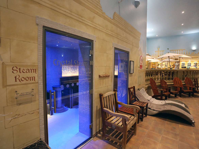 Whittlebury Hall Spa Design Case Studies Anapos